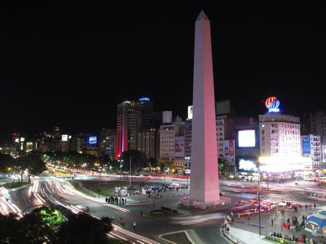 Buenos Aires Awaits You Visa