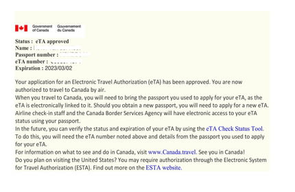 Canada Visa For The Citizens Of Bulgaria