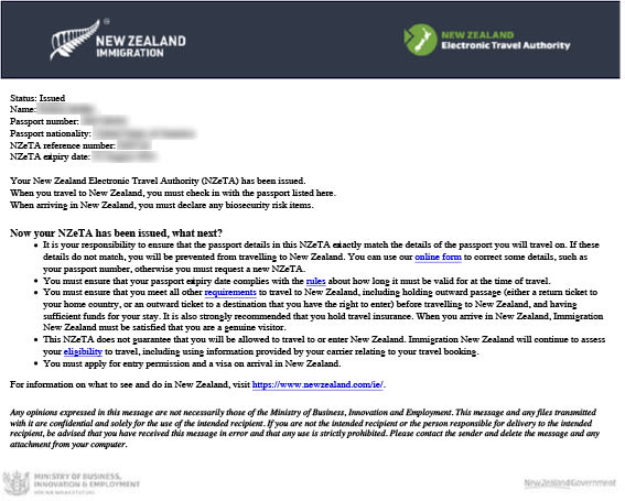 New Zealand Visitor Visa For The Citizens Of Sierra Leone
