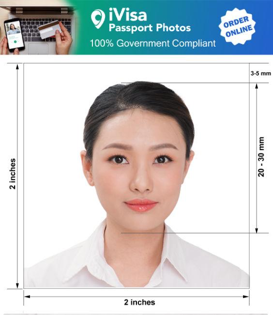 vietnam passport photo requirement and size