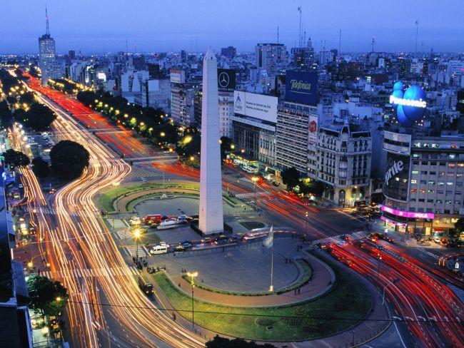Get your visa to argentina